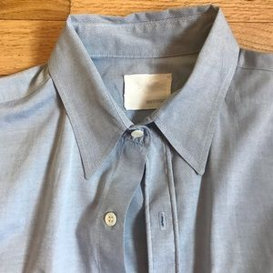 Band of Outsiders blue button down